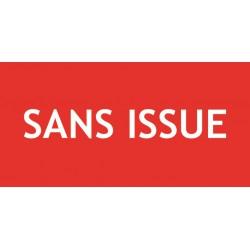 Panneau SANS ISSUE