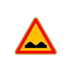 Panneaux de chantier ATTENTION DOS D'ANE