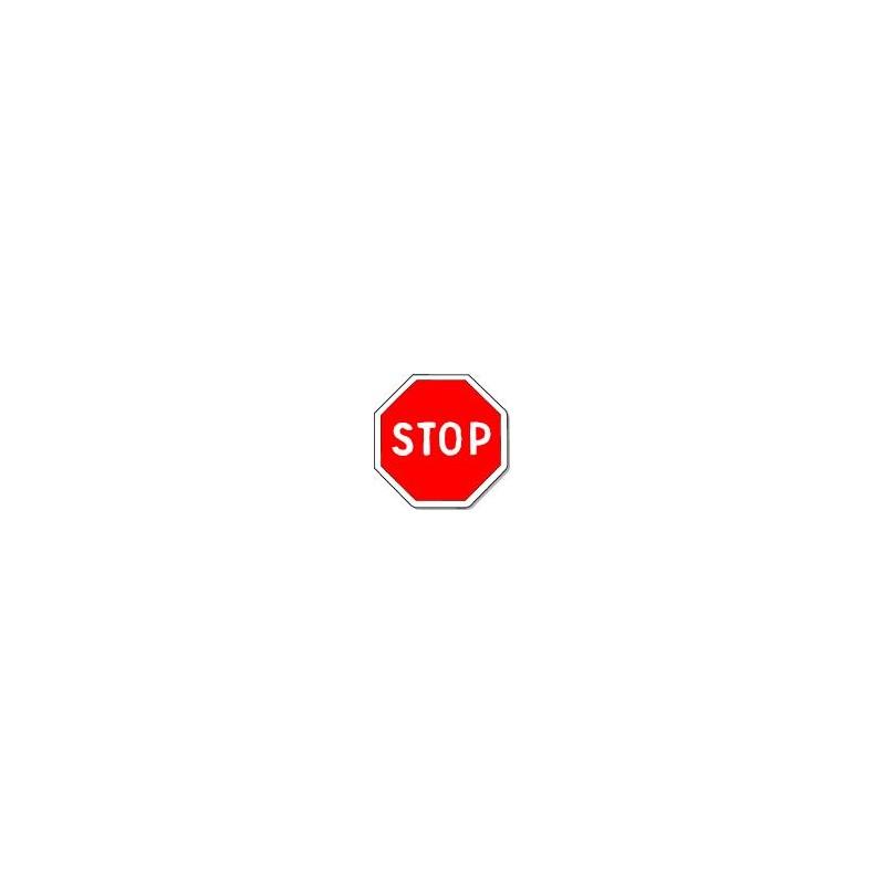 Panneau stop panosur - Combien de panneau stop a paris ...
