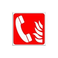 Panneau Téléphone Incendie