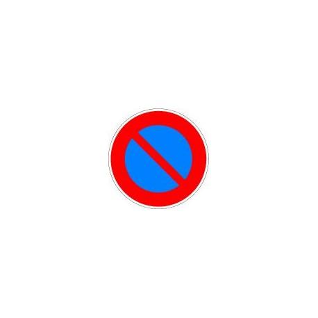 place interdiction stationnement