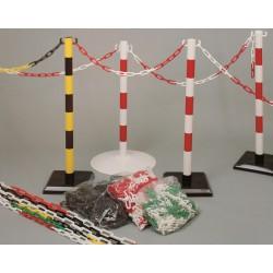 Chaînes en polyéthylène en sac de 25 m
