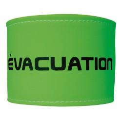 "BRASSARD ""EVACUATION"""