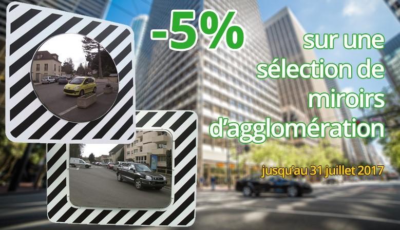 Promotion miroirs d'agglomération