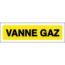 VANNE GAZ