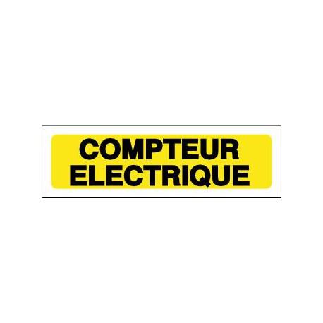 COMPTEUR ELECTRIQUE