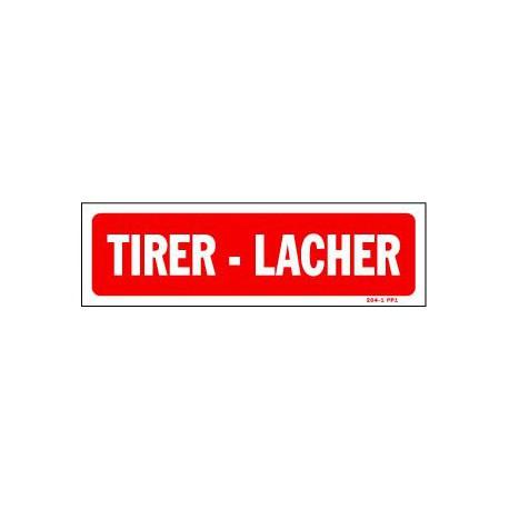 Tirer-Lacher