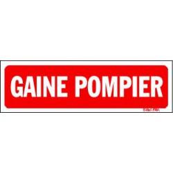 Gaine Pompier