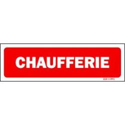 Chaufferie