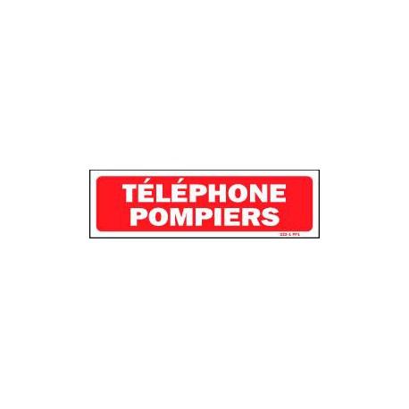 Téléphone Pompiers