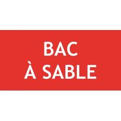 BAC A SABLE