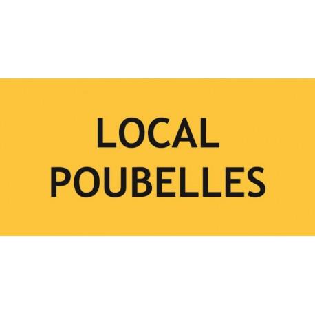 LOCAL POUBELLES