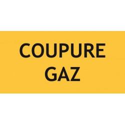 COUPURE GAZ