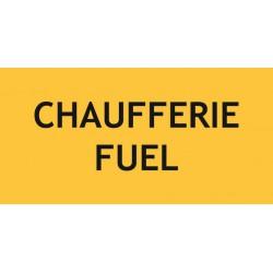 CHAUFFERIE FUEL
