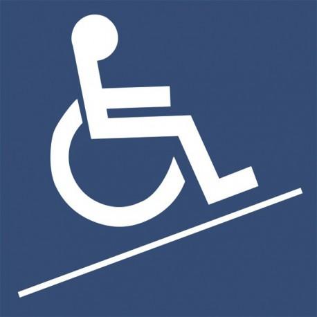 Signalisation handicapés