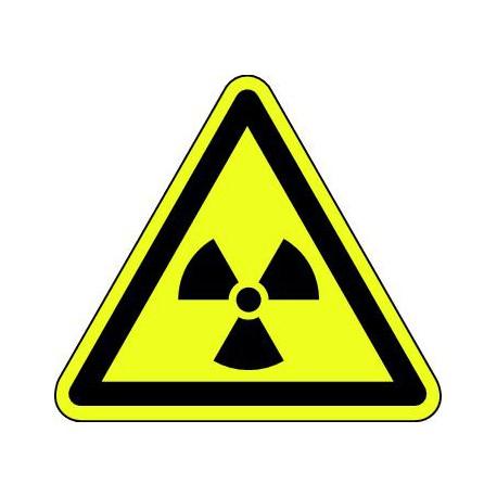 Matières radioactives ou radiations ionisantes