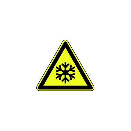 Basses températures, conditions de gel