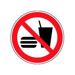Interdiction de manger ou de boire
