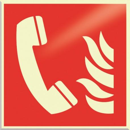 Téléphone Incendie