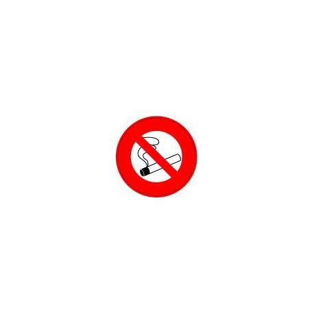 DEFENSE DE FUMER