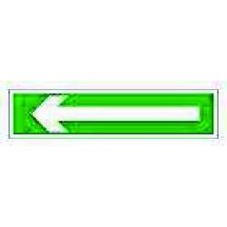 Flèche Evacuation à Droite ou à Gauche