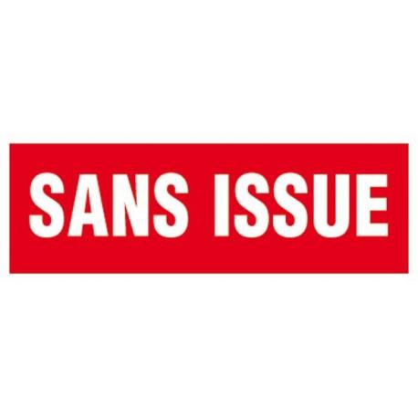 SANS ISSUE