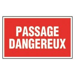 Passage Dangereux