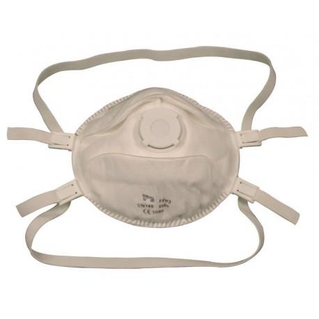 masque anti poussiere ffp3