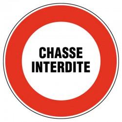 CHASSE INTERDITE