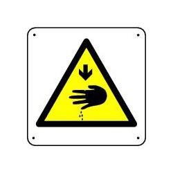 Danger risque de coupure