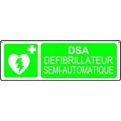 DSA DEFIBRILLATEUR SEMI AUTOMATIQUE