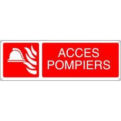 ACCES POMPIERS