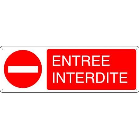ENTREE INTERDITE