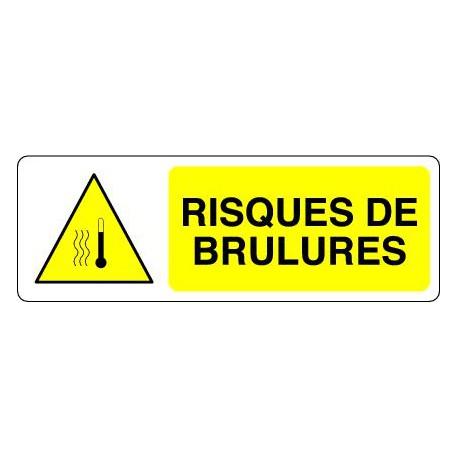 RISQUES DE BRULURES