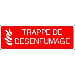 TRAPPE DE DESENFUMAGE
