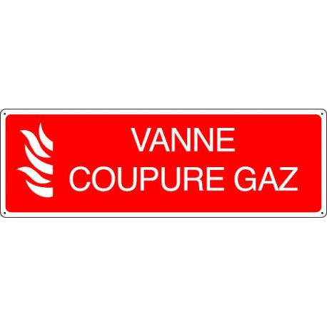 VANNE COUPURE GAZ