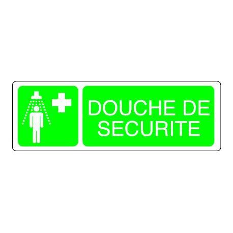 DOUCHE DE SECURITE