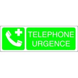 TELEPHONE URGENCE