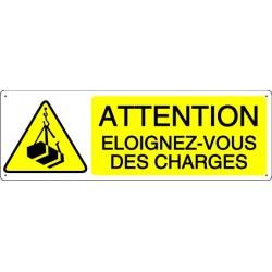 ATTENTION ELOIGNEZ-VOUS DES CHARGES