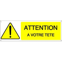 ATTENTION A VOTRE TETE