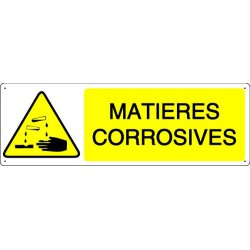 MATIERES CORROSIVES