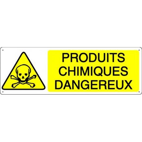 PRODUITS CHIMIQUES DANGEREUX
