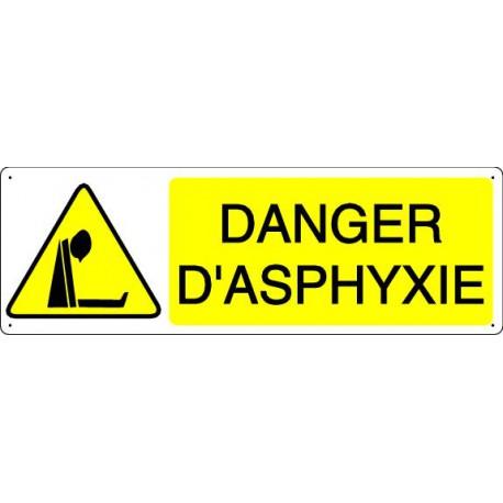 DANGER D'ASPHYXIE