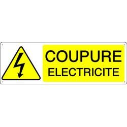 COUPURE ELECTRICITE