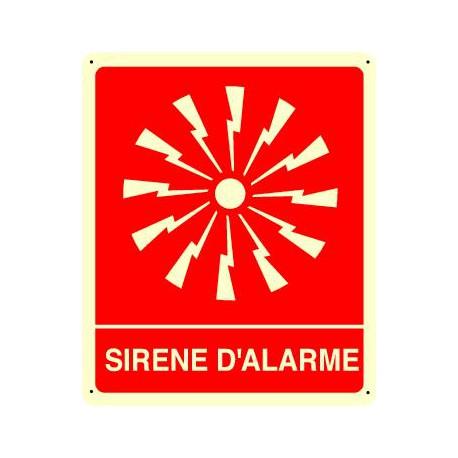 SIRENE D'ALARME