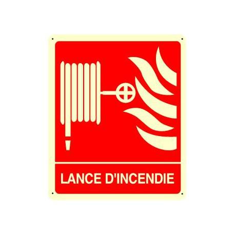 LANCE INCENDIE