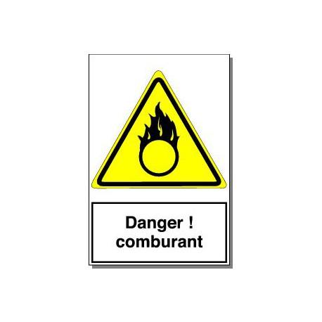 DANGER COMBURANT
