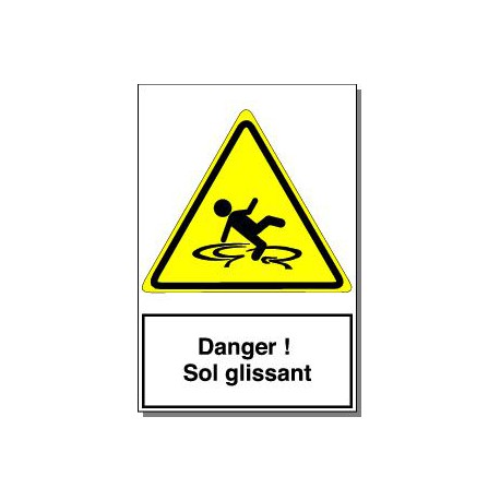 DANGER SOL GLISSANT