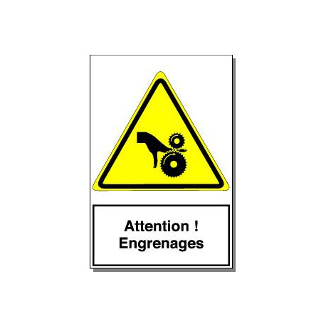 ATTENTION ENGRENAGES