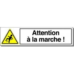ATENTION A LA MARCHE